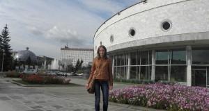Week off in Novosibirsk