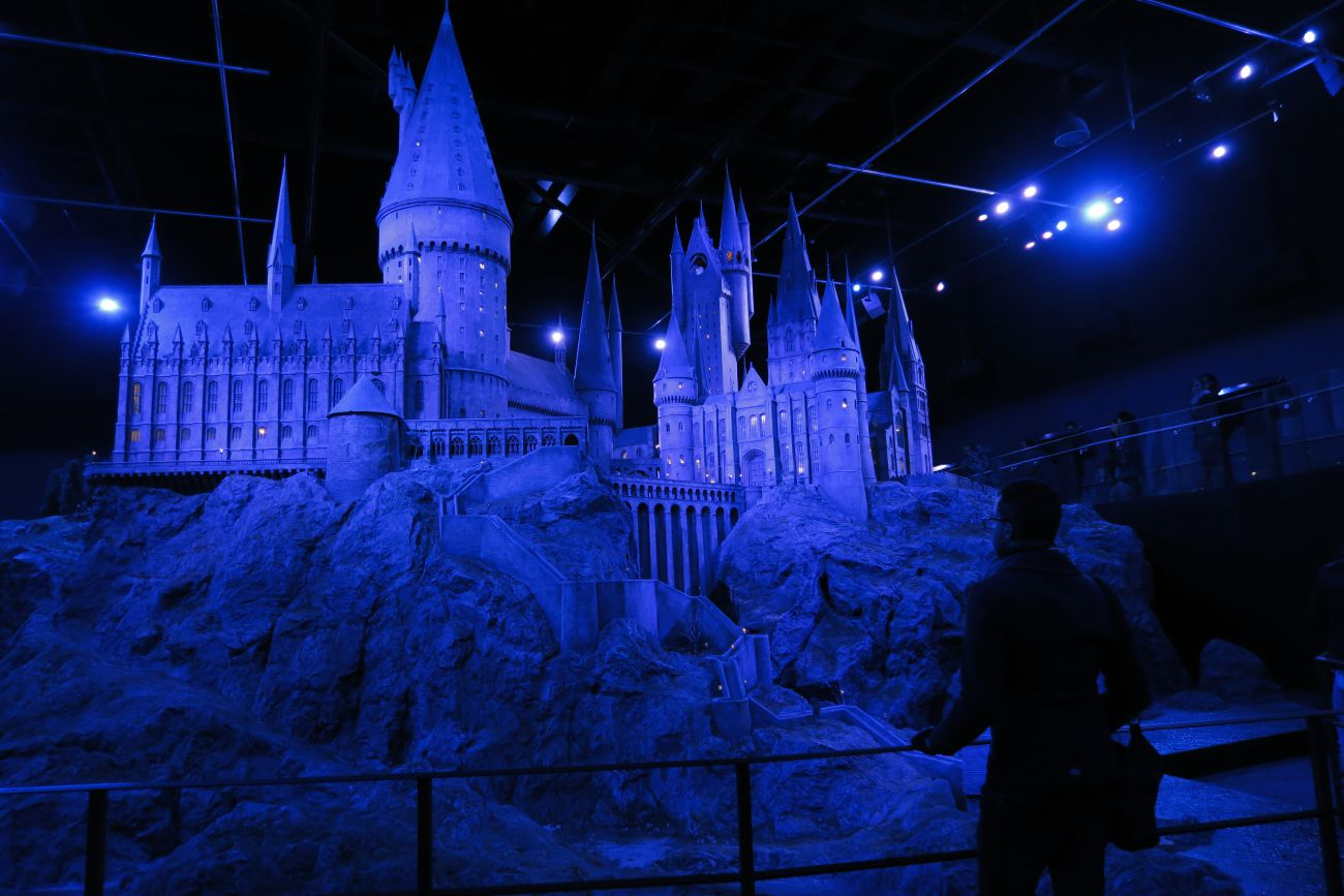 Harry potter studios warner bros