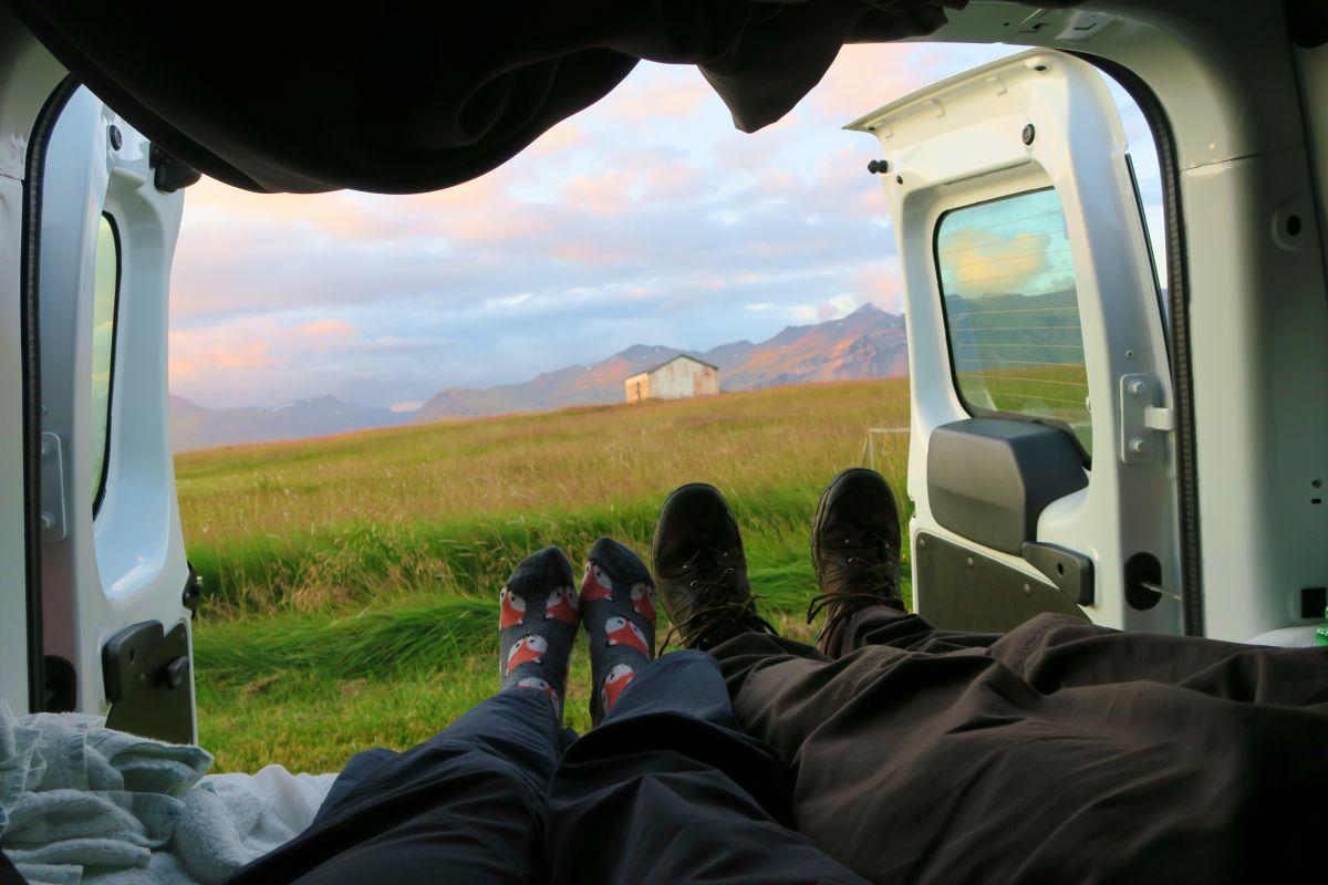 Hof campsite