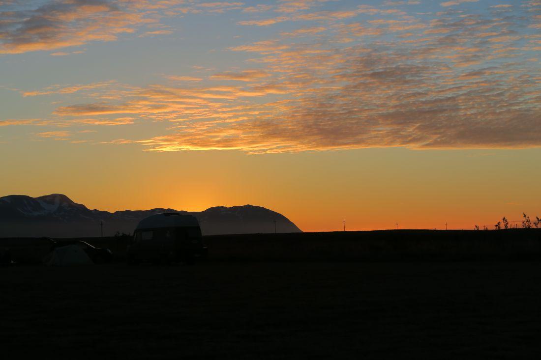 Heiðarbær Campground