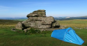 Wild Camping in Dartmoor National Park