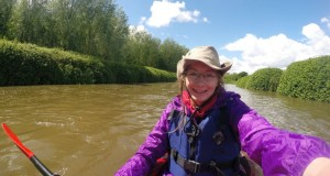 Kayaking adventure in Kent