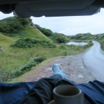 7 reasons we chose a campervan over a hotel room