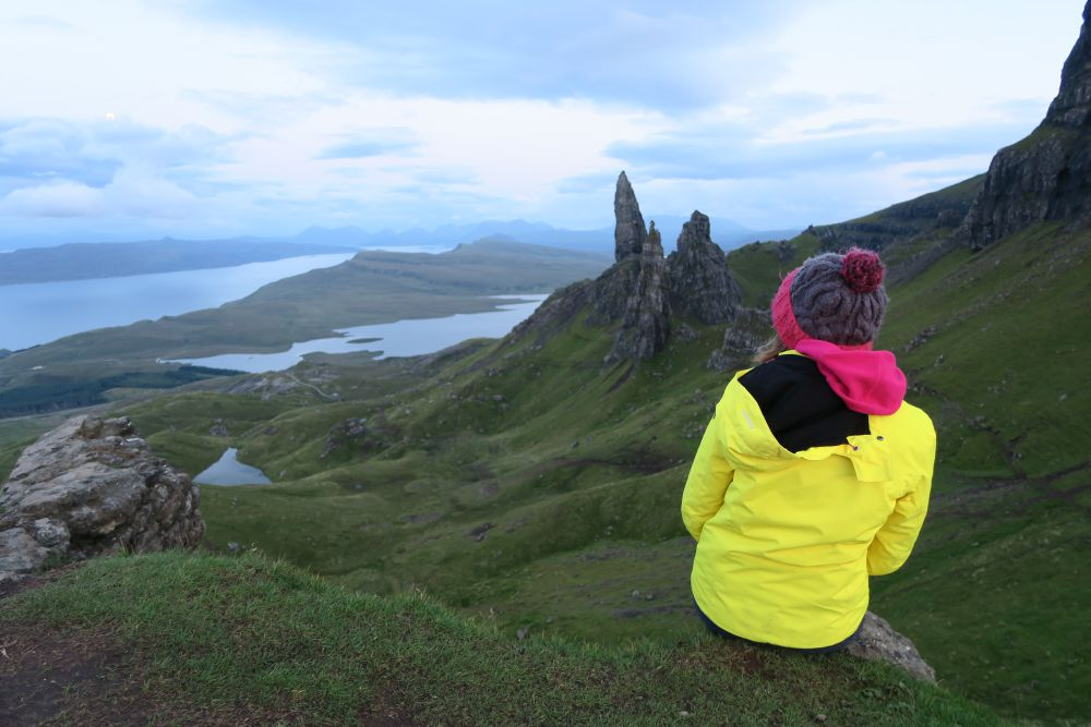 Scotland road trip – must see on the Isle of Skye | Travel Hacker Girl - A blog for travellers.