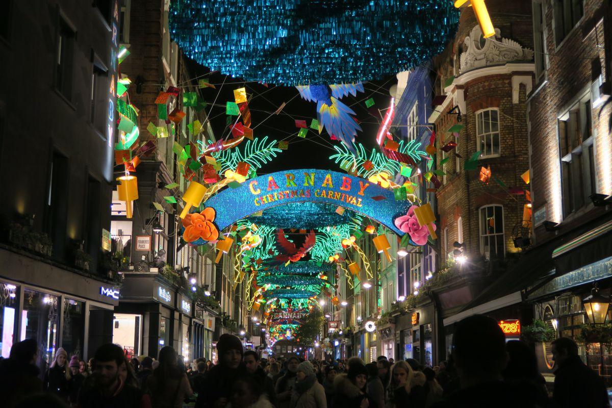 Christmas In London Travel Hacker Girl A Blog For