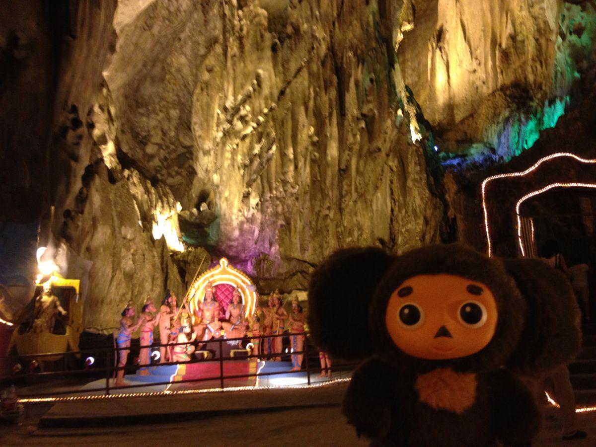 Ramayana Cave, Malaysia