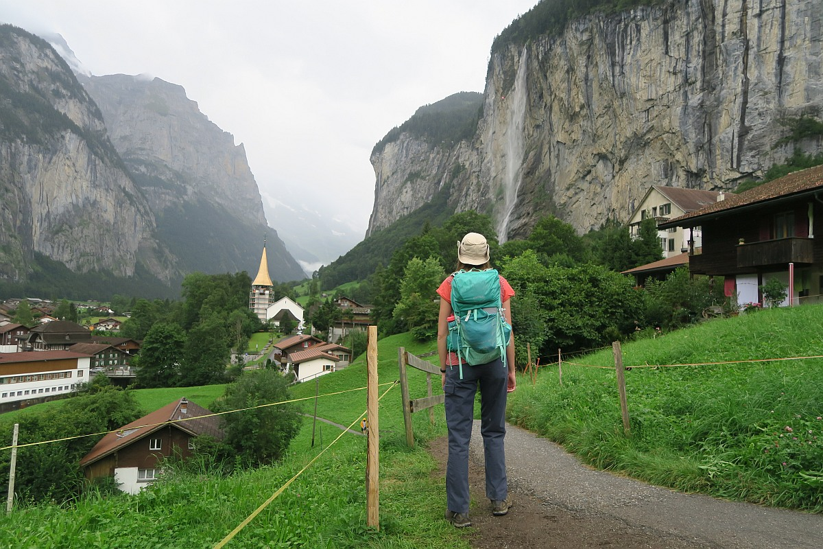 That popular Lauterbrunnen photo
