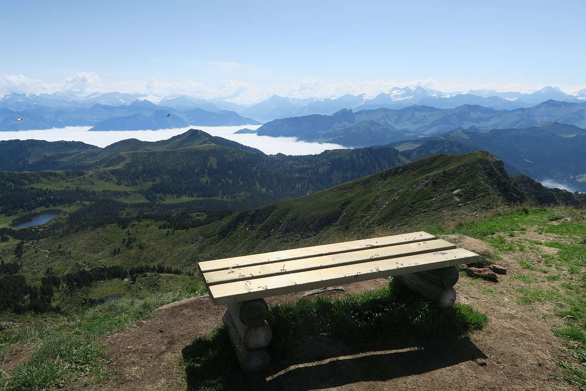 Views from Fürstein