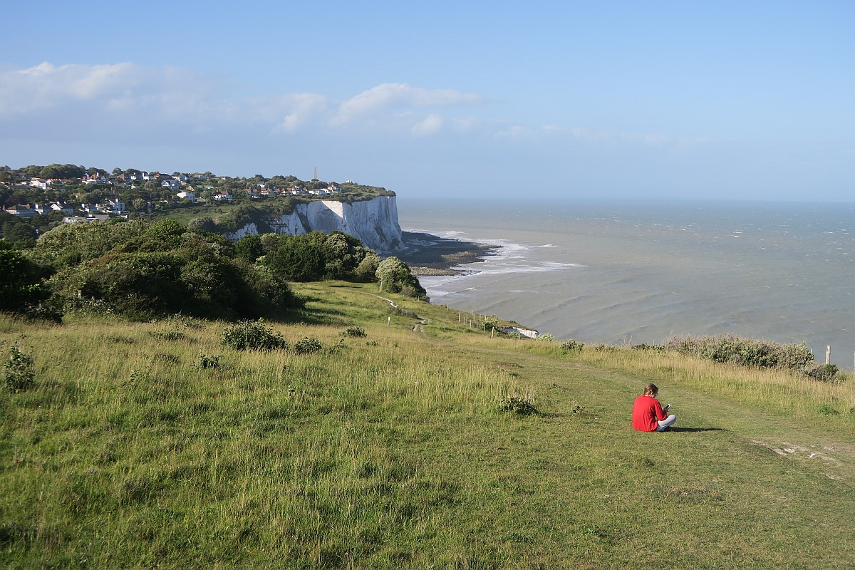 White Cliffs of Dover walk