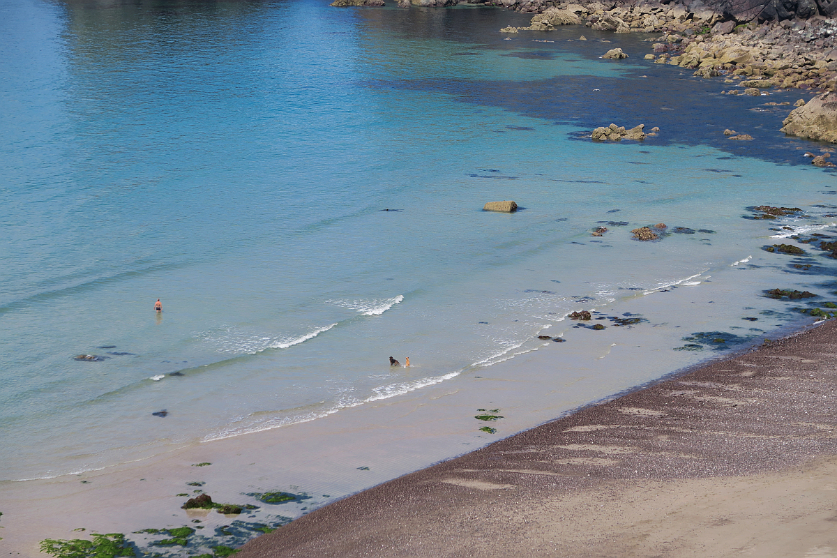 Pentreath Beach