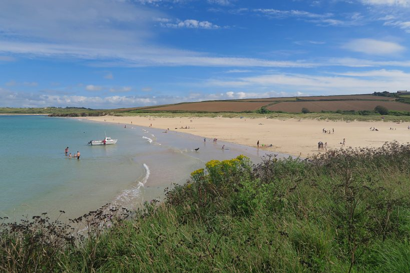 exploring-harbour-cove-and-hawkers-cove-cornwall