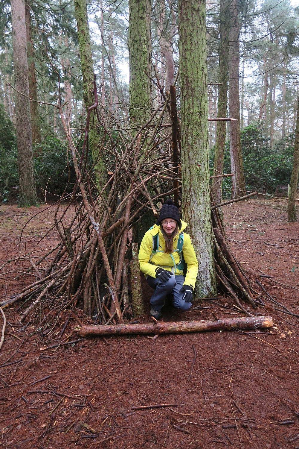 Rushmere Country Park sculpture trail