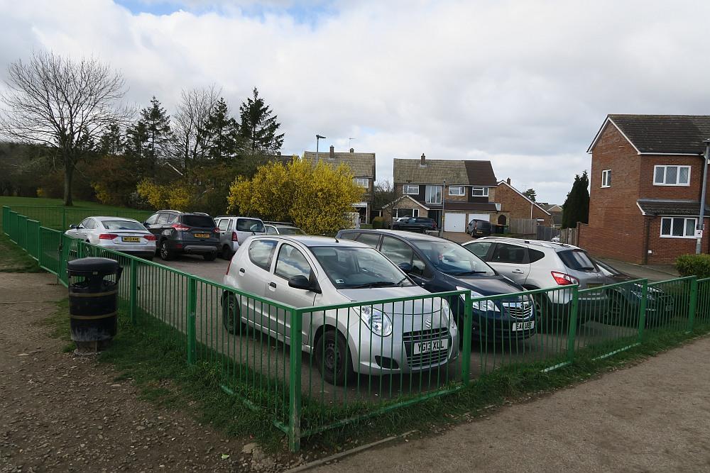 Mentmore Park Car Park (LU6 3NW)