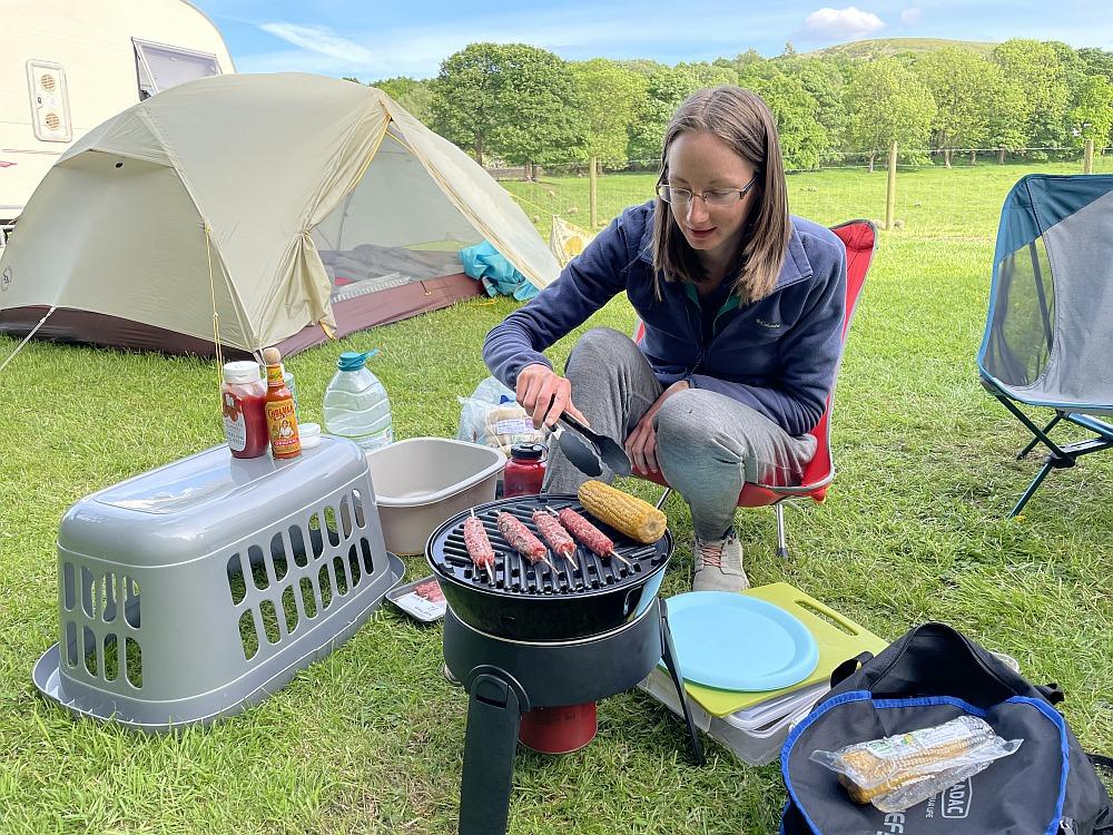 Cadac Safari Chef 2 camping stove